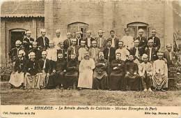 Pays Divers- Asie -ref D09- Birmanie -la Retraite Annuelles Des Catechistes - Missions Etrangeres De Paris   - - Non Classés