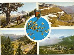 4332 Valls D' Andorra Bonics Aspectes Timbrée - Andorra