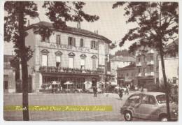 Italie - Italia - Rivoli ( Turin ) - Albergo Tre Re , Place Martyrs De La Liberté - Piazza Martiri Della Liberta - Rivoli