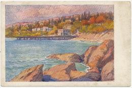 Russian Art Card No 27 - Russia