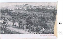 CASACALENDA( CAMPOBASSO ) PANORAMA - EDIZIONE ALTEROCCA 1900s - Altre Città