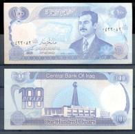 I** * 100 DINAR * P 84 * UNC BANKNOTE