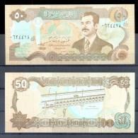 I** * 50 DINAR * P 83 * UNC BANKNOTE