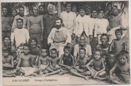 ILES GILBERT   GROUPE D'INDIGENES - Micronésie