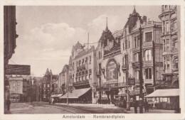 Amsterdam   Opk Rembrandtplein - Amsterdam
