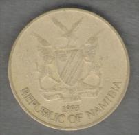 NAMIBIA 1 DOLLAR 1993 - Namibia