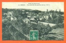 """Dpt  91  Orsay  """"  Vue Generale Du Quartier Du Lac  """" - Orsay"""