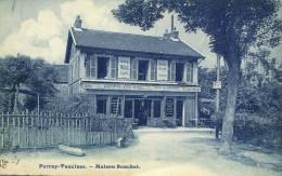 SAINTE GENEVIEVE DES BOIS - Hameau De Perray Vaucluse Maison SOUCHET Café Bières Des Moulineaux - Sainte Genevieve Des Bois