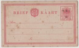 STATO LIBERO DELL'ORANGE - Orange Free State - Intero Postale - Entier Postal - Postal Stationery - Half Penny - V.R.... - Orange Free State (1868-1909)