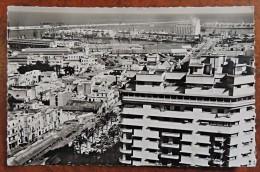 CP Casablanca N° 299 - Boulevard Du 4° Zouaves Et Le Port - Casablanca