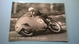 Keith R. Campbell Su Moto Guzzi 500 C.c. 8 C. - Moto