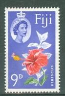 Fiji: 1962/67   QE II - Pictorial    SG315    9d    MH - Fidji (...-1970)