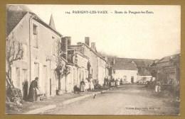 124 - PARIGNY LES VAUX. - Route De Pougues Les Eaux - Otros Municipios