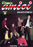 NUOVO CIAO AMICI N° 10 - Leggi Descrizione: NEW DADA Beat Cantagiro Bad Boys Jim Croce Robin Gibb Anni 60 50 70 - Musica