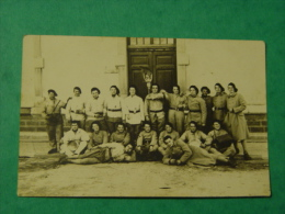 CARTE PHOTO MILITAIRES 159 EME REGIMENT A IDENTIFIER-ANIMEE