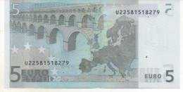 5€  France L022B3 Trichet Non Circulé - 5 Euro