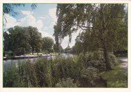 Big Card,Bancroft Gardens,Stratford-upon-Avon ,L17. - Stratford Upon Avon