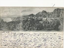 L´ Etna Giardini Taormina Il Monte Petraro  Mola Edit Marziani Hotel Victoria 1904 - Other Cities