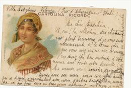 Siciliana Used Valenza Villa Astigliano 1900 Vers Madeleine De La Bouraliere Les Moutiers Maufaits Vendée - Italië