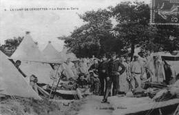 Le Camp De Cercottes : Le Repos Au Camp - France