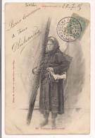 62 - Berck Plage - Pêcheuse De Crevettes - 1905 - - Berck