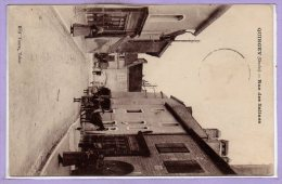 25 - QUINGEY -- Rue Des Salines - France