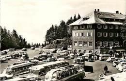 Pays Divers-allemagne -ref C953 - Berghotel  -mummelsee - Transports -bus -autobus -voitures -automobile  - - Allemagne