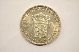 PAYS-BAS / NETHERLANDS - 1 GULDEN 1931 - ARGENT / SILVER - [ 8] Monnaies D'or Et D'argent