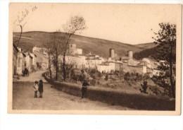 C P A-----42----ROCHETAILLEE------le Village---environs De ST-ETIENNE------- Voir 2 Scans - Rochetaillee