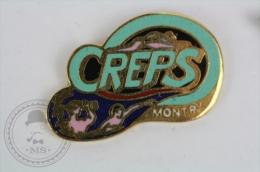 Creps Montry - Pin Badge #PLS - Pin