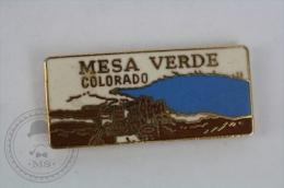 Mesa Verde Colorado - Pin Badge #PLS - Ciudades