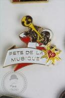 Fete De La Musique - Pin Badge #PLS - Música