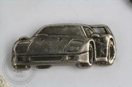 Ferrari F40 Metal Pin Badge #PLS - Ferrari