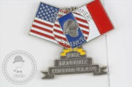 Sapeurs Pompiers France - Jeux Mondiaux Colorado USA 1993 - Pin Badge #PLS - Bomberos