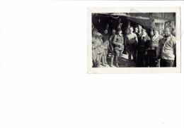 Photo Militaria - Groupe Soldats Militaires   - FRIESSEN 68 - 2 Octobre 1939 - (17 G.R.D.I 3ème Escadron) - Guerre, Militaire