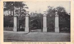 GATE DONATED BY THE CLASS OF 88 COLUMBIA UNIVERSITY NEW YORK - Non Classés