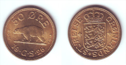Greenland 50 Ore 1926 - Groenlandia