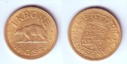 Greenland 1 Krone 1926 - Groenlandia