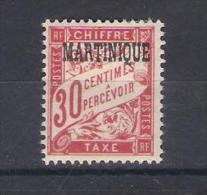 Martinique Y/T  Nr T5* (a7p6) - Martinique (1886-1947)