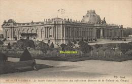 CPA  TERVUEREN  LE MUSEE COLONIAL CONGO - Tervuren