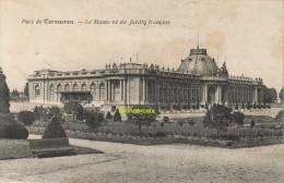 CPA  TERVUEREN  LE MUSEE VU DU JARDIN FRANCAIS - Tervuren