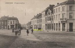 CPA  MERXEM FRANCISCUSPLEIN - Belgium