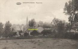 CPA  DENDERWINDEKE PANORAMA - Ninove