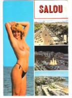 PIN UP - Femme - Nude Girl - Woman - Frau - Erotic - Erotik - Spain - Salou - Pin-Ups