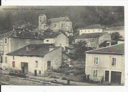 Vandeleville    Eglise Et Gendarmerie - France
