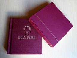 Collection 1961-1995 compl�te ** dans 2 albums Schaubek: 482,54 � de faciale