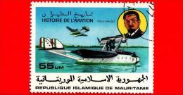 MAURITANIA - Nuovo Obl. - 1977 - Storia Dell'Aviazione - Italo Balbo - 55 - Mauritania (1960-...)