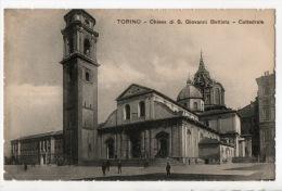ITALIE . TORINO . CHIESA DI S. GIOVANNI BATTISTA . CATTEDRALE - Réf. N° 3446 - - Churches