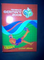 MINI POCKET ALBUM PANINI CANDY GERMANY 2006 FIFA WORLD CUP - VUOTO - - Panini