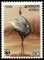 50% DISCOUNT WWF - KOREA SOUTH - 1988 - Stamp - Official Stamp Set - - Zonder Classificatie